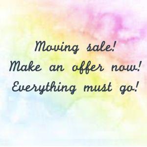 Sale! Make an offer now!